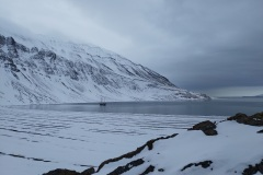 Berglandschap-Spitsbergen