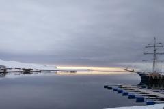 Middernachtzon-Spitsbergen