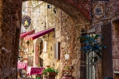 Typisch Italiaanse sfeer
